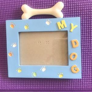 Other - Frame for dog momma
